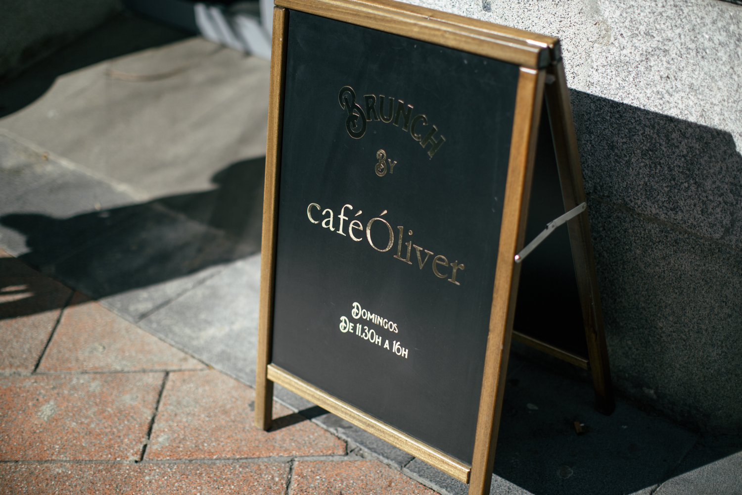 cafe oliver brunch