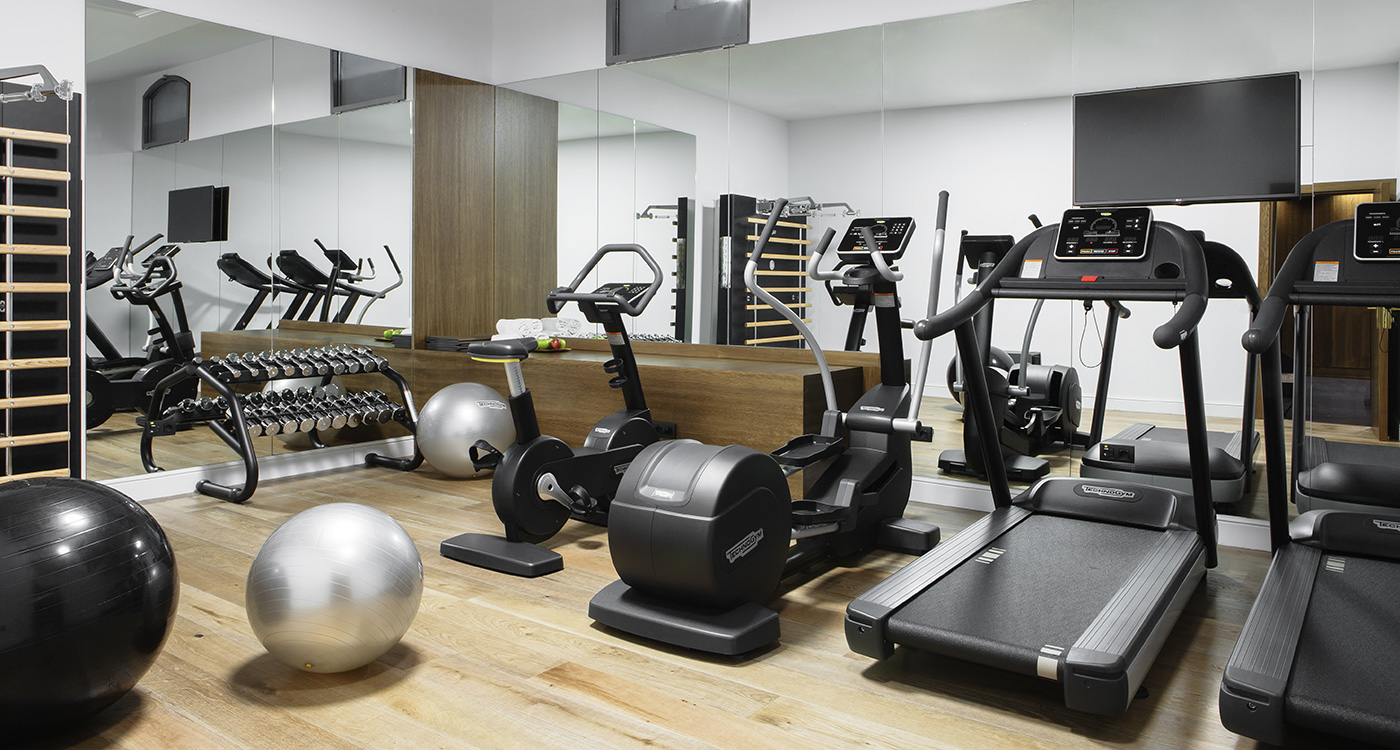 fitness hotel boutique barrio salamanca